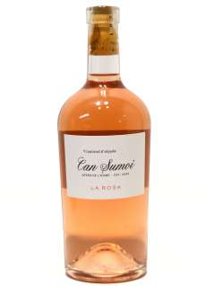 Rose wine Can Sumoi La Rosa