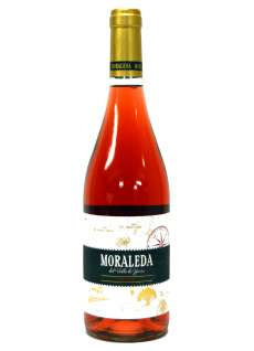 Rose wine Moraleda Rosado