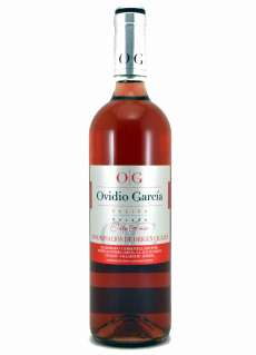 Rose wine Ovidio García Rosado