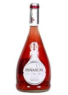 Rosé wine Peñascal Rosado