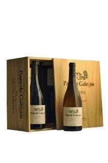 White wine Albariño Barrica