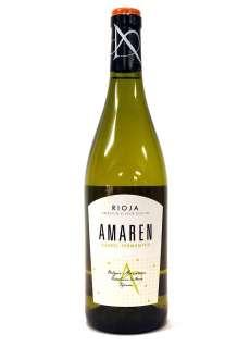White wine Amaren Blanco Fermentado en Barrica