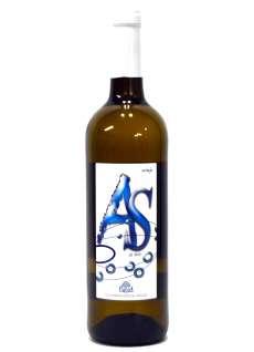White wine As de Mas
