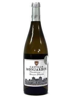 White wine Castillo Monjardín Chardonnay Fermentado en Barrica