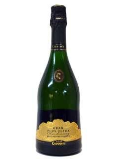 White wine Codorníu Gran Plus Ultra Chardonnay