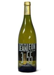 White wine Jean León 3055 Chardonnay