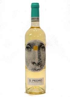 White wine Pedro de Soutomaior