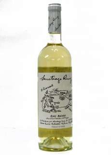 White wine Santiago Ruiz