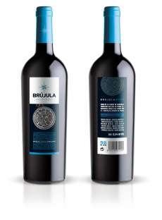 Wine BRÚJULA 2008