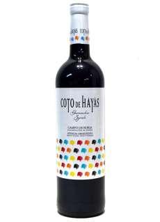 Wine Coto de Hayas Garnacha - Syrah