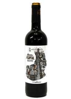 Wine Sanz La Capital